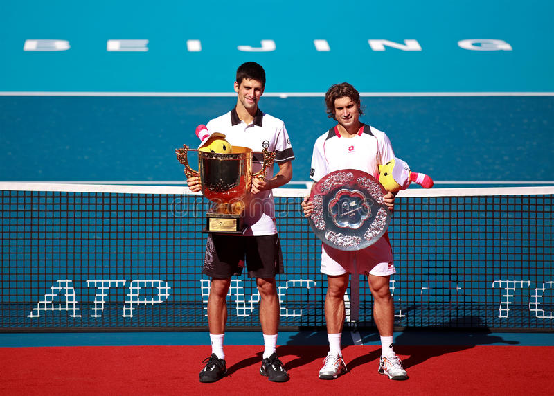 Download Men's Singles Final Of The 2010 China Open Editorial Photo - Image: 16433776