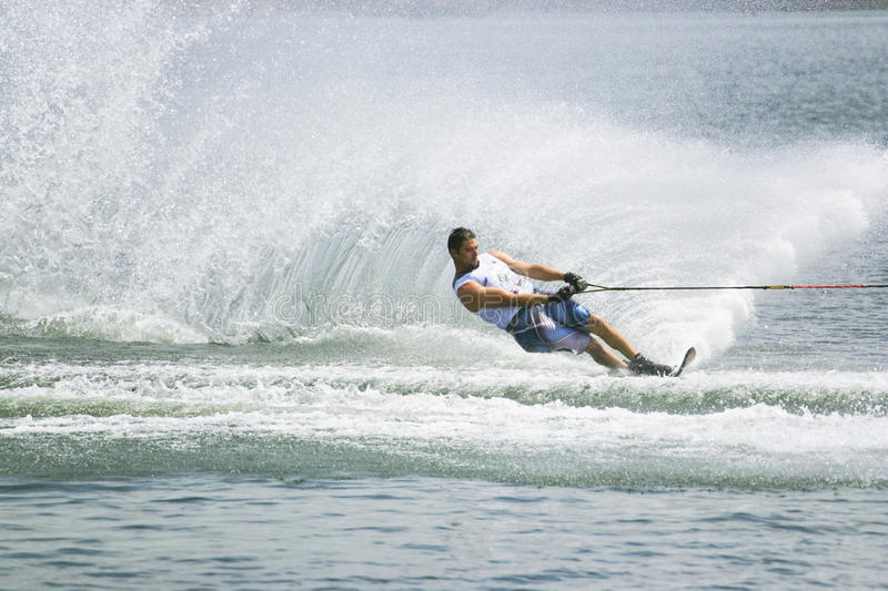 Download Men's Slalom Action - Aaron Larkin Editorial Stock Image - Image: 11730014