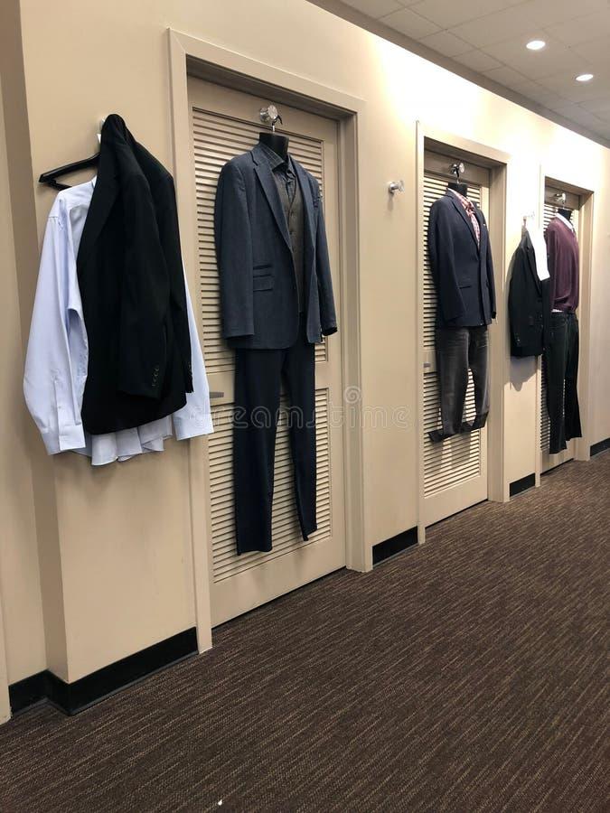 Men`s Suits stock photos