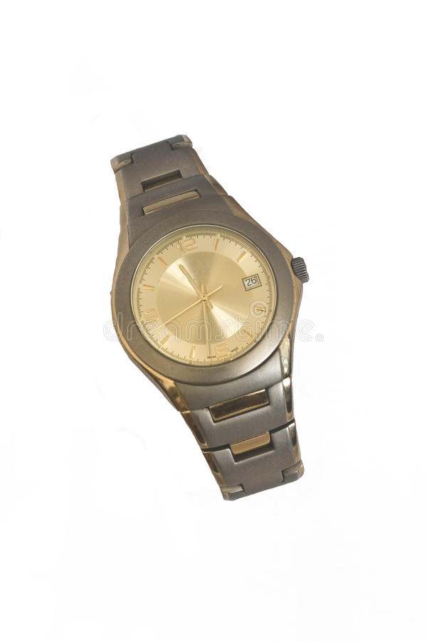 Download Men's Watch Royalty Free Stock Images - Image: 13159789