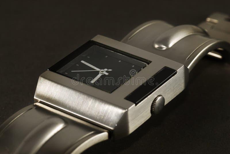Men's watch stock image