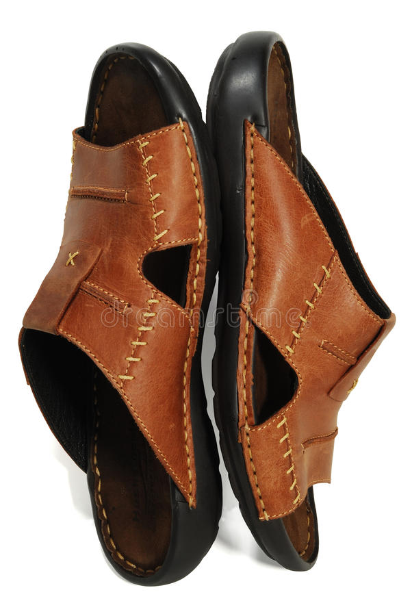 Download Men Sandal Royalty Free Stock Photo - Image: 13403285