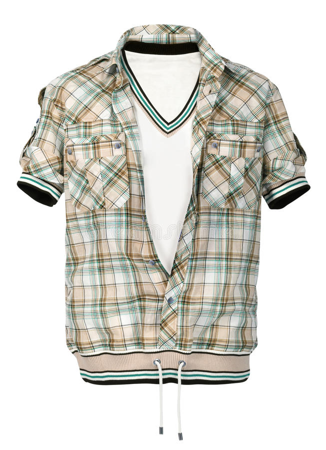 Download Men shirt stock image. Image of casual, shirt, style - 28103465