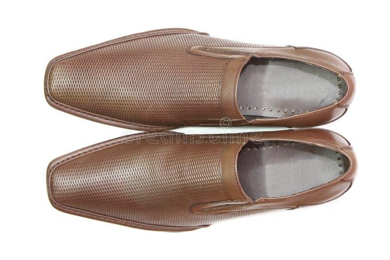 Men Shoes royalty free stock photo