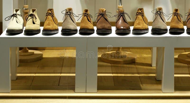 Men shoes royalty free stock image