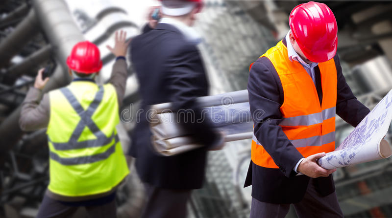Download Men at work stock image. Image of person, mechanical - 26796971