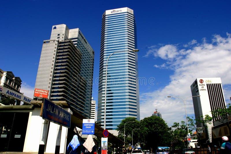 Menara Citibank photo stock
