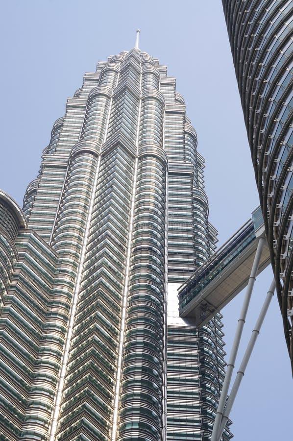 Menara Petronas stock afbeeldingen