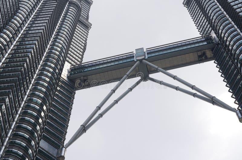 Menara Petronas stock foto's
