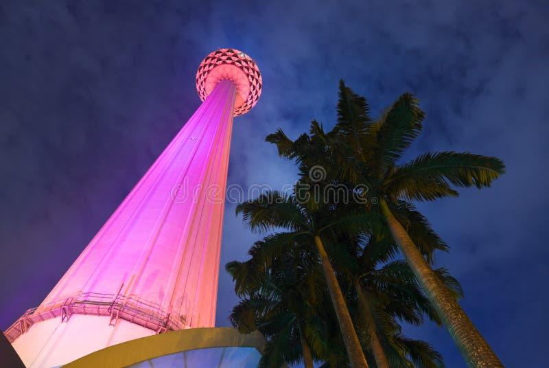 Download Menara Tv Tower At Kuala Lumpur (Malaysia) Stock Image - Image: 20142377