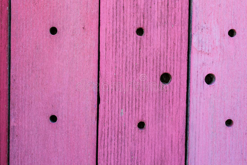 Menchia malująca drewno deski tła tekstura fotografia stock