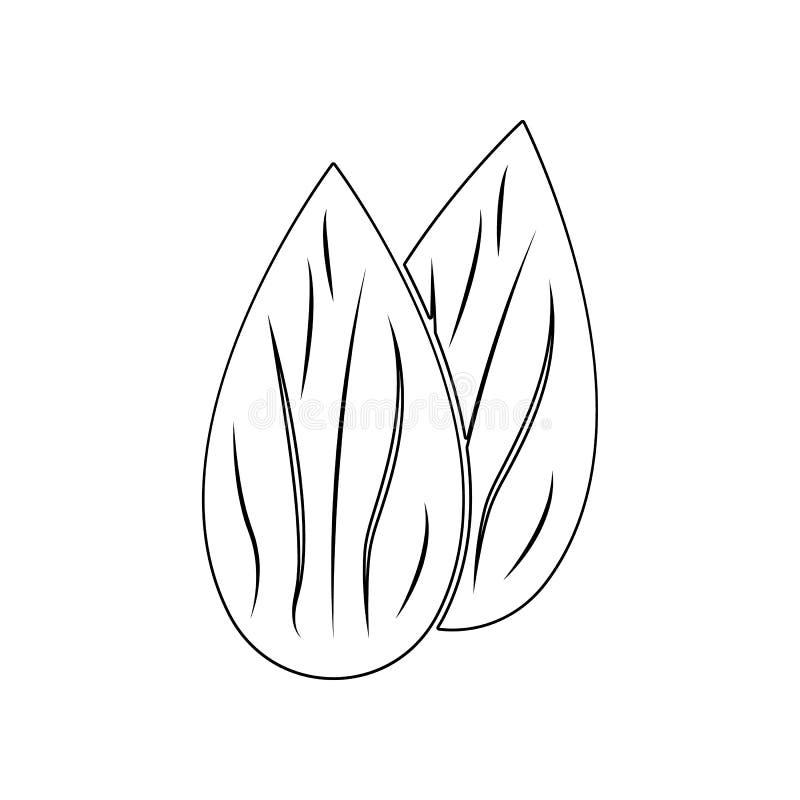 mendal значок Элемент гаек для мобильных концепции и значка приложений сети r бесплатная иллюстрация
