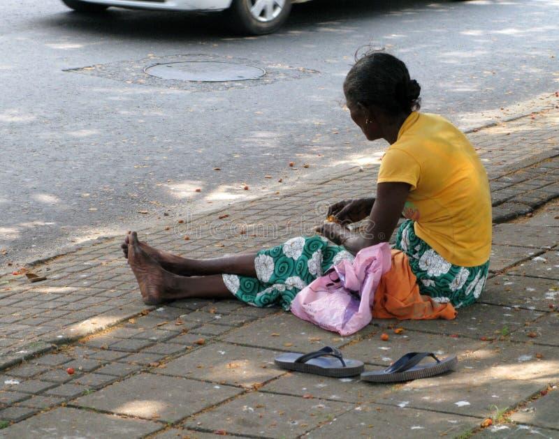 Mendiant photos libres de droits