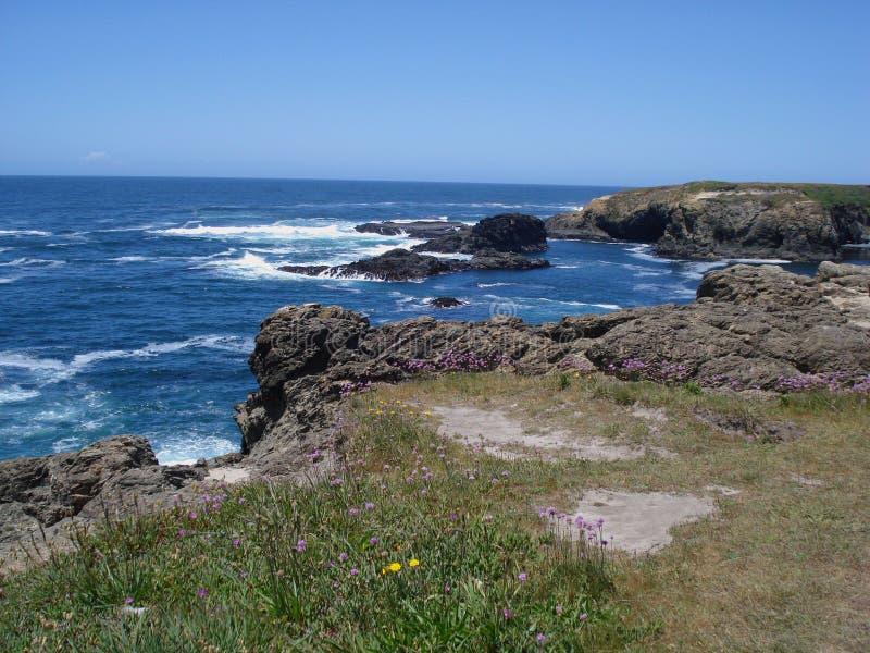 Download Mendocino Headlands stock photo. Image of clouds, nature - 3457086