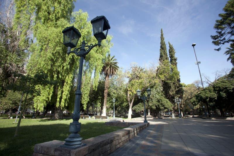 Mendoza, Argentinië stock foto's
