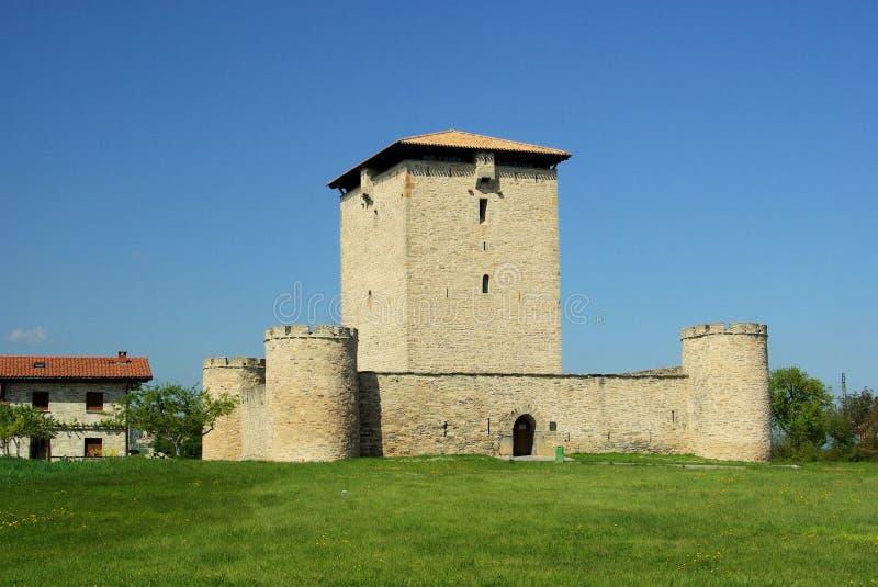 Download Mendoza Castillo stock image. Image of stone, wall, castle - 9747465