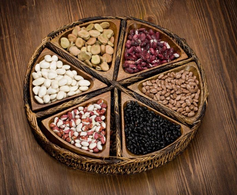 Download Mengeling van bonen stock afbeelding. Afbeelding bestaande uit oogst - 29509545