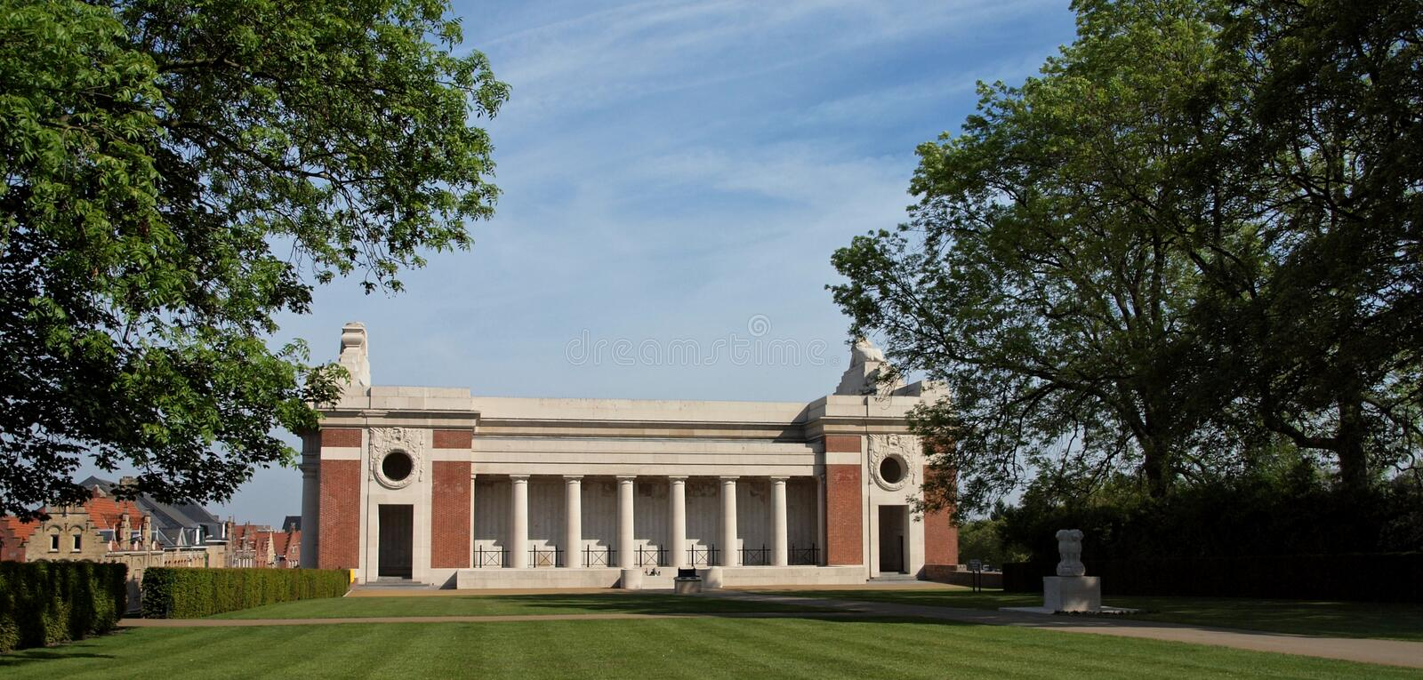 Menin Gate royalty free stock images