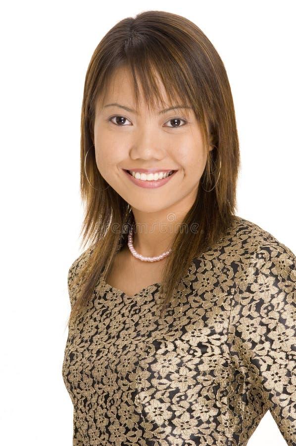 Menina 10 do Malay foto de stock royalty free