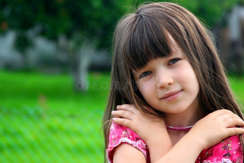 Download Menina foto de stock. Imagem de novo, meninas, encantador - 1242122
