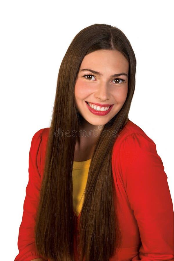 Download Menina adolescente foto de stock. Imagem de adorable - 12811264