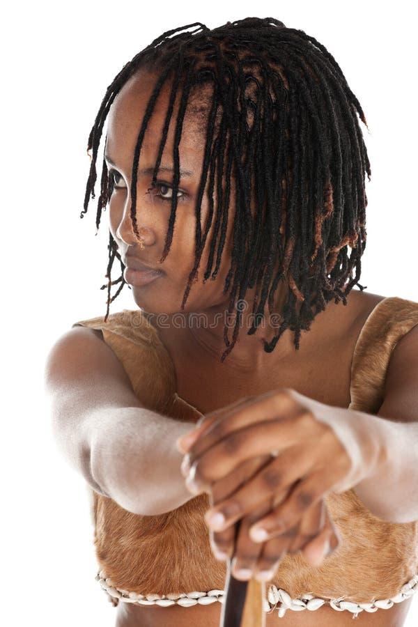 Menina africana fotos de stock