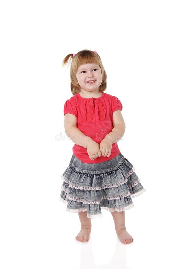 Download Menina alegre imagem de stock. Imagem de bebê, bonito - 16868105