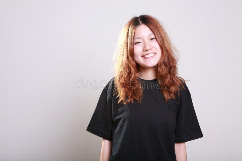 Menina asiática fotografia de stock royalty free