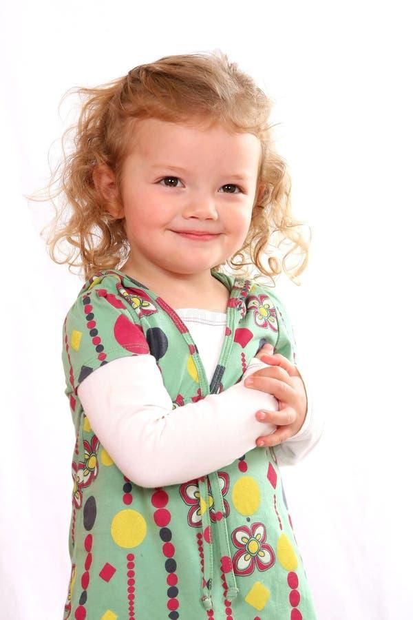 Menina bonita fotografia de stock royalty free