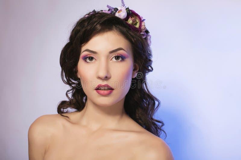 Menina bonita ucraniana fotos de stock royalty free