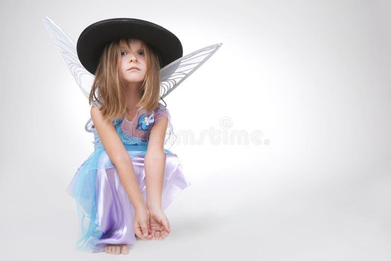 Menina bonito. fotografia de stock