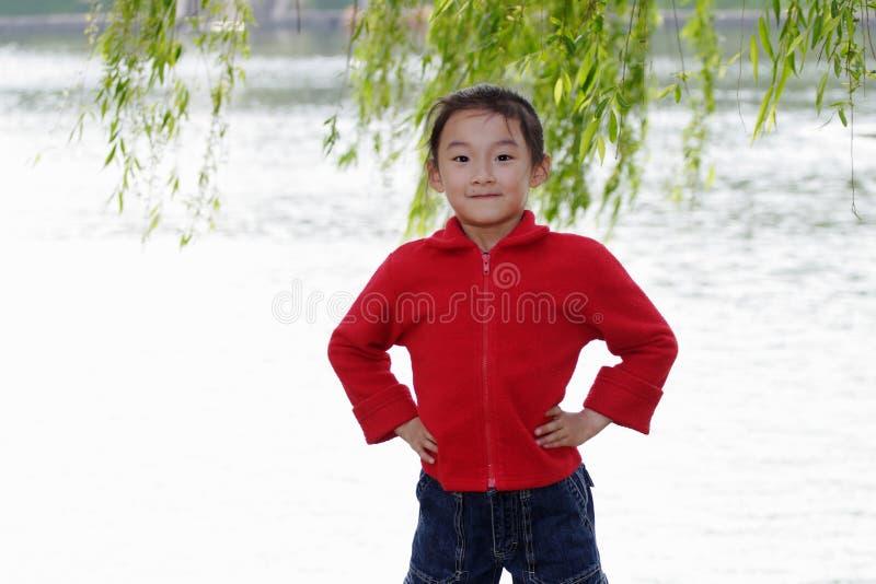 Menina chinesa imagem de stock royalty free