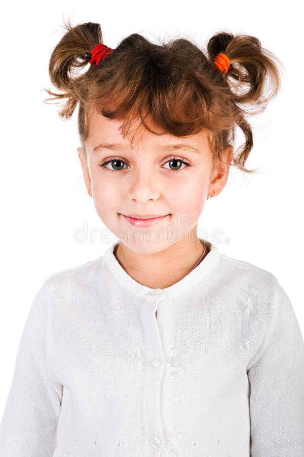 Menina da criança fotografia de stock