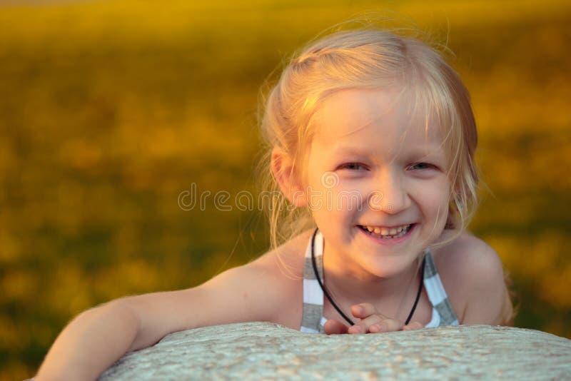 Menina da criança imagens de stock
