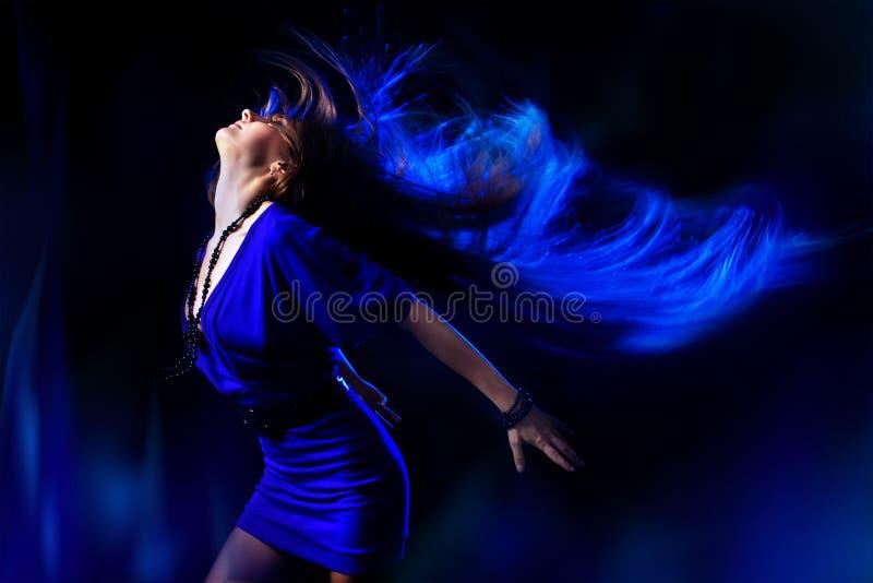 Menina de dança. foto de stock