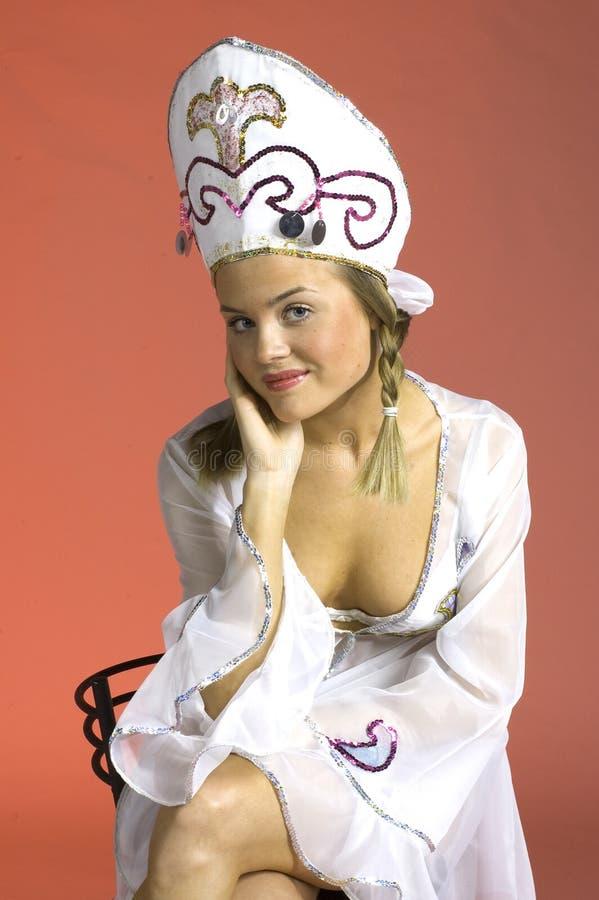 Menina De Partido 13 Do Russo Imagem de Stock