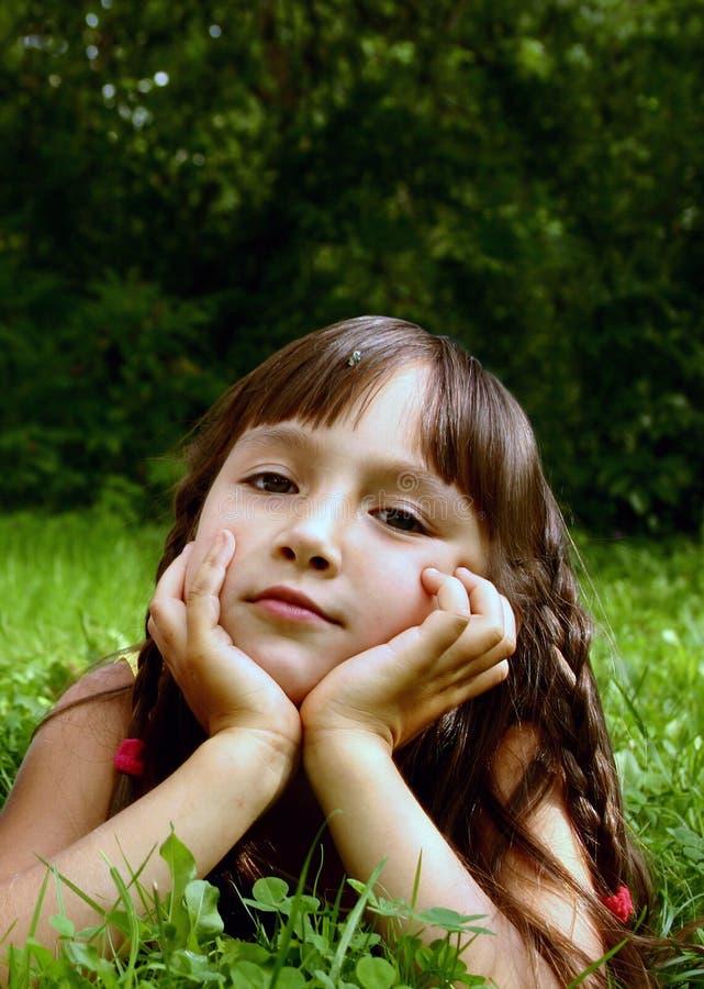 Download Menina de sorriso imagem de stock. Imagem de ativo, adulto - 200333