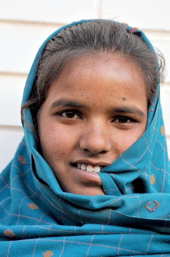 Menina deficiente fotografia de stock royalty free