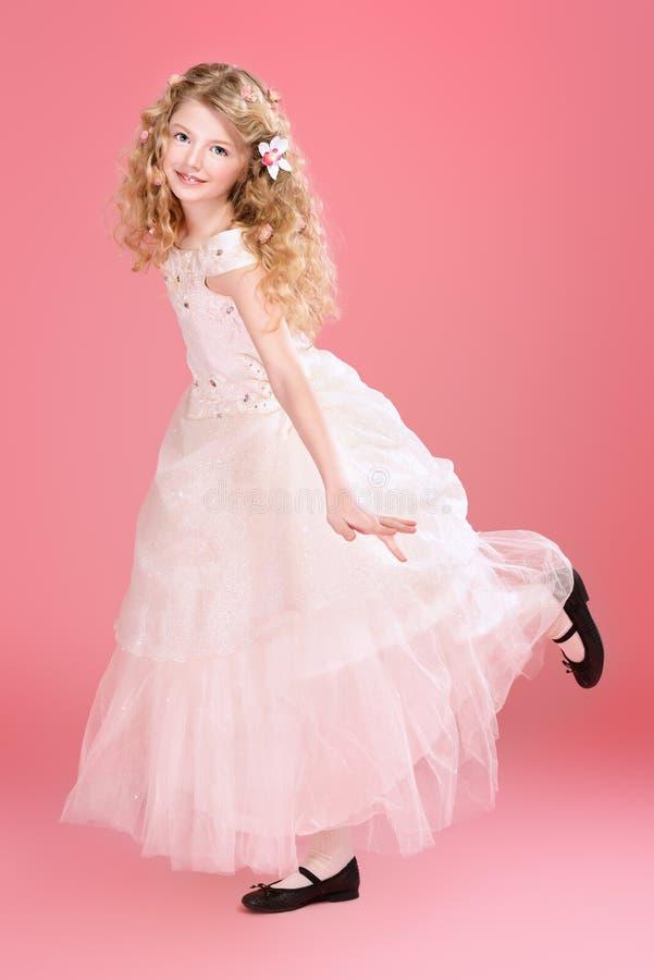 Menina do Belle imagem de stock royalty free