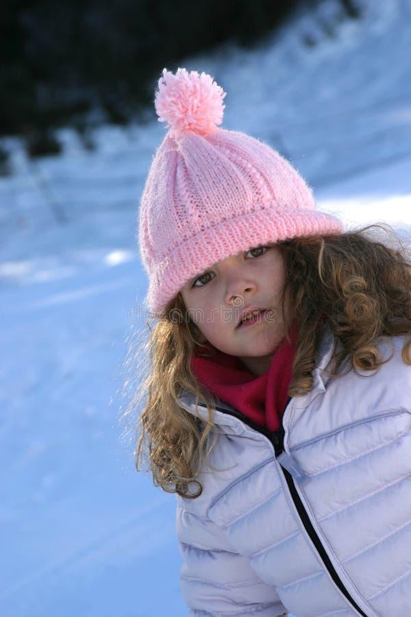 Download Menina do inverno imagem de stock. Imagem de sportswear - 109499
