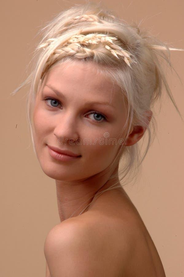 Menina do país foto de stock royalty free