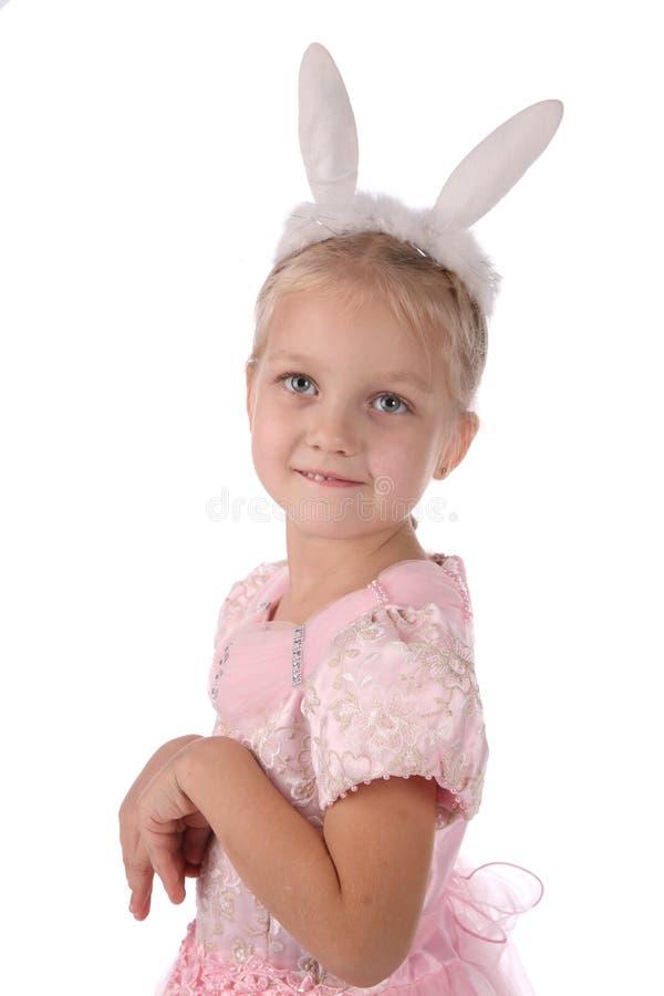 Download Menina Em Um Vestido Cor-de-rosa Imagem de Stock - Imagem de forma, divertimento: 16867999