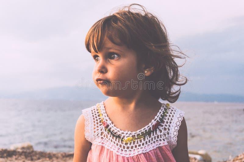 Menina engraçada imagens de stock royalty free