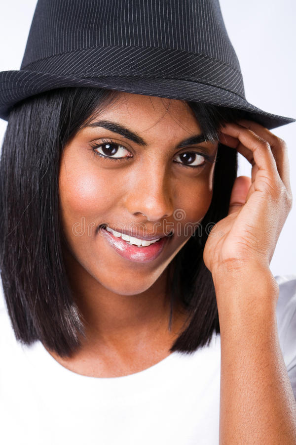 Menina indiana da forma foto de stock royalty free
