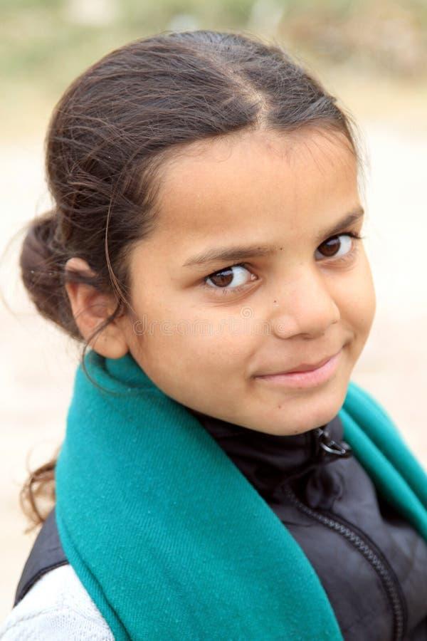 Menina muçulmana fotografia de stock royalty free