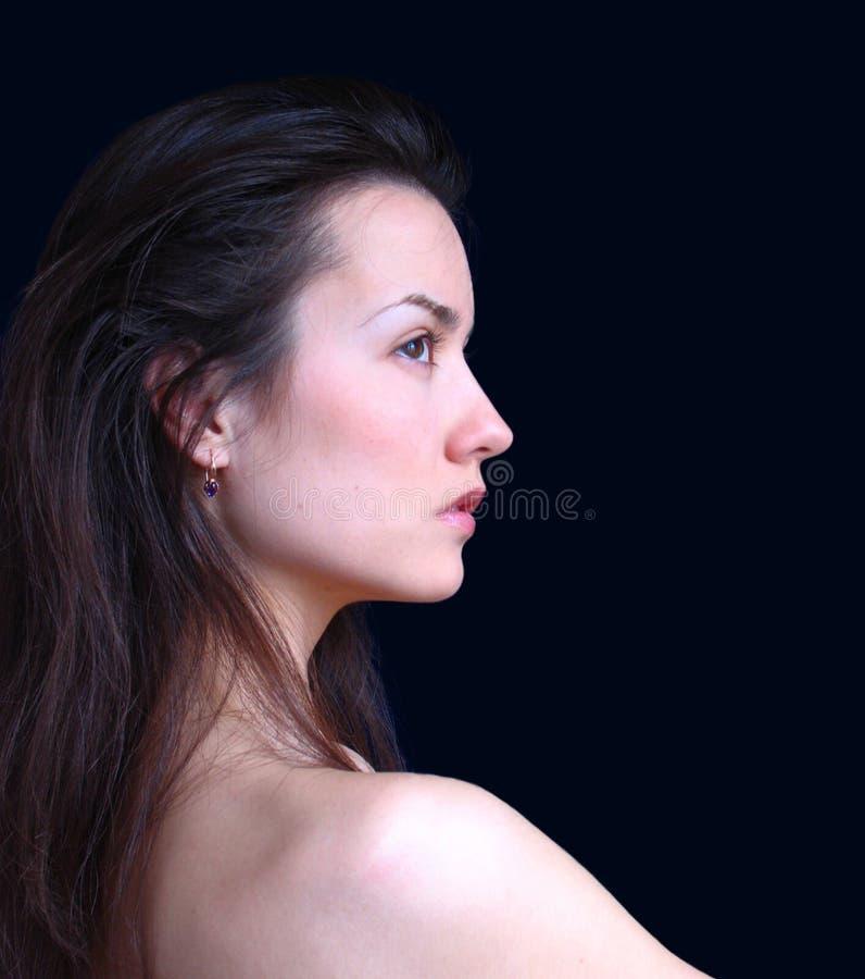 Menina 'sexy' imagem de stock royalty free