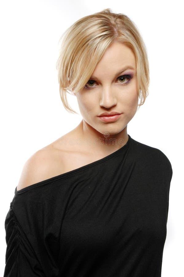 Menina 'sexy' da forma foto de stock royalty free