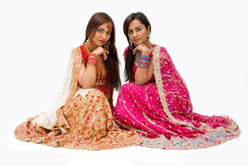 Meninas do Harem imagens de stock royalty free