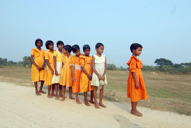 Meninas indianas imagens de stock royalty free