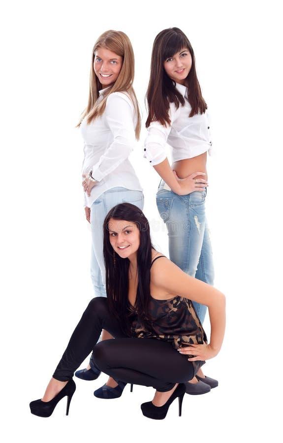 Meninas 'sexy' fotos de stock royalty free